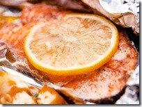 Как приготовить стейки из красной рыбы, из кеты